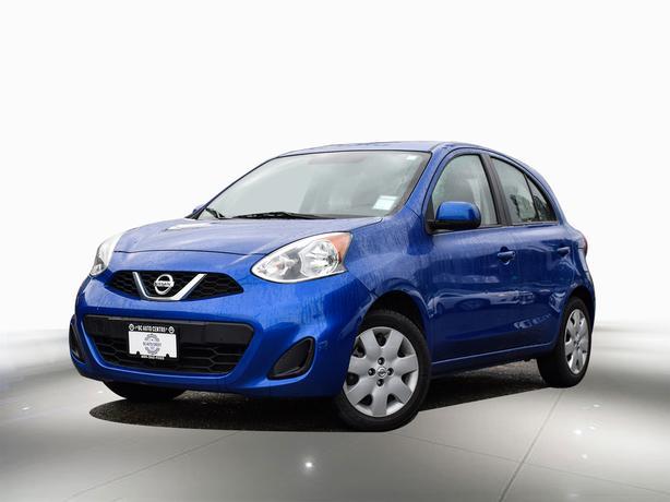 2016 Nissan Micra FWD