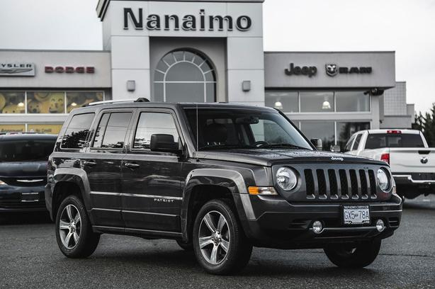 Used 2016 Jeep Patriot High Altitude No Accidents Power Sunroof SUV