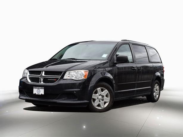 2013 Dodge Grand Caravan FWD