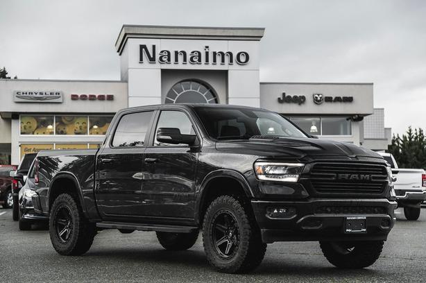Used 2019 Ram All-New 1500 Laramie No Accidents Truck Crew Cab