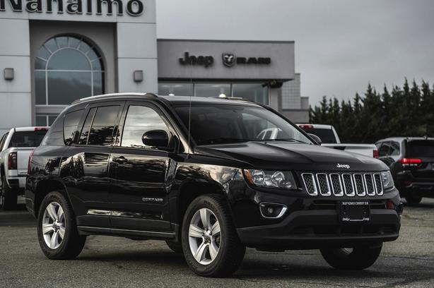 Used 2015 Jeep Compass High Altitude No Accidents Power Sunroof SUV