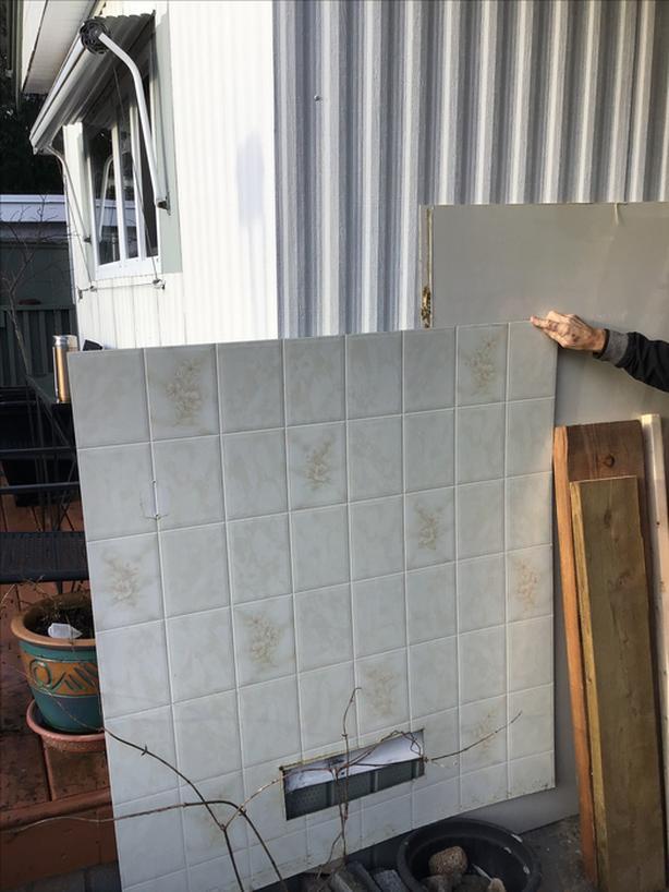 FREE: waterproof wall covering
