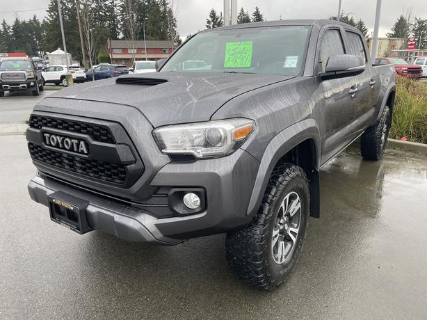 2016 TOYOTA TACOMA TRD SPORT CREW FOR SALE