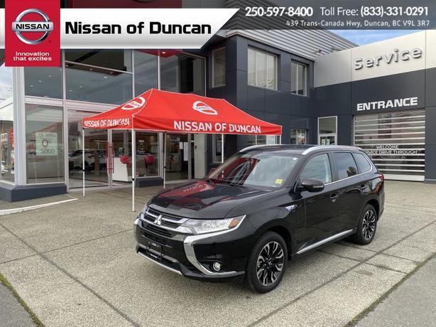 2018 Mitsubishi Outlander PHEV SE