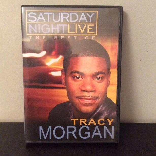 Tracy Morgan SNL Dvd