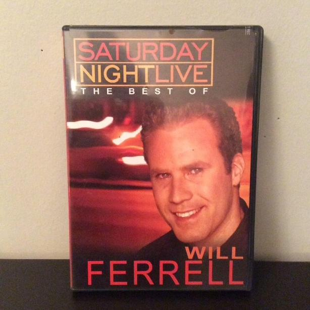 Will Ferrell SNL DVD