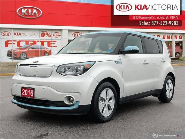 2016 Kia Soul EV EV Luxury