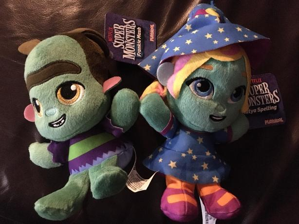 Brand new super monsters