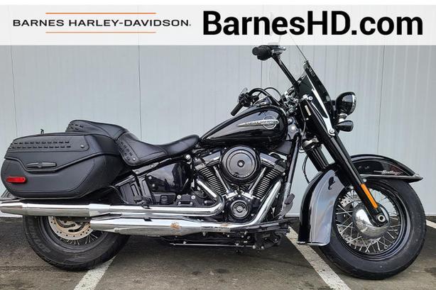 2019 Harley-Davidson FLHC - Softail Heritage Classic