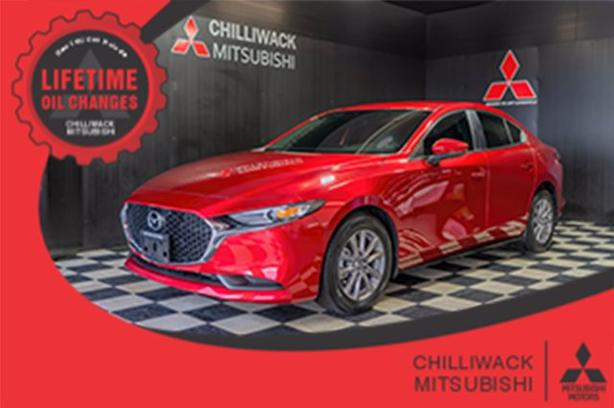 Pre-Owned 2020 Mazda3 GX FWD 4dr Car