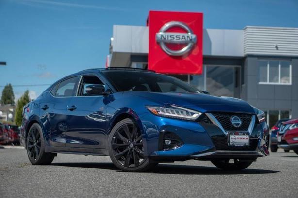 2020 Nissan Maxima SR - DEMO BLOWOUT SALE