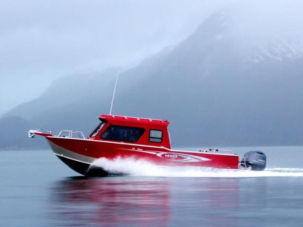 2021 Hewescraft Alaskan 250 AK ET HT
