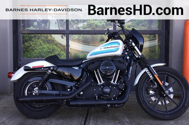 2018 Harley-Davidson XL1200NS - Sportster Iron 1200