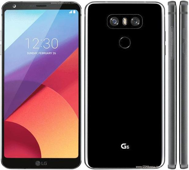 LG G6 ThinQ 32GB unlocked Android phone