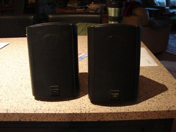 acoustech labs speakers