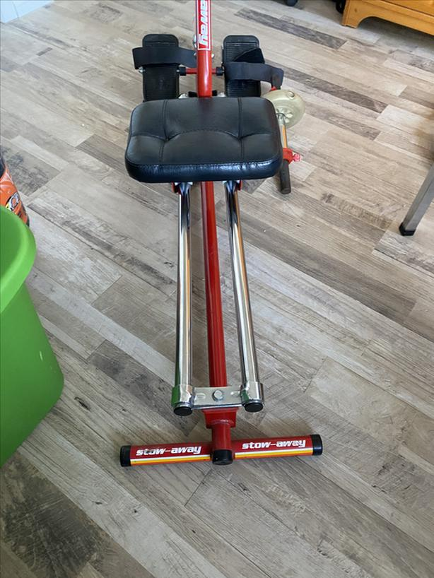 Exercise Tension Rower.