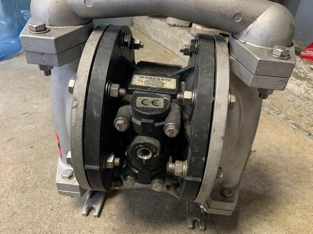All-Flo Double Diaphragm Pump