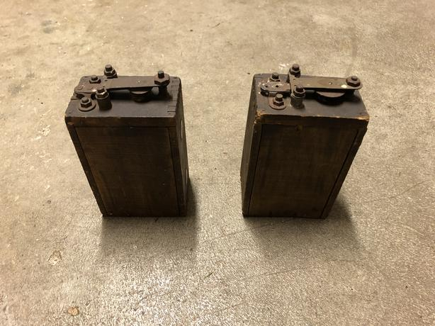 Antique Ford Ignition Coils