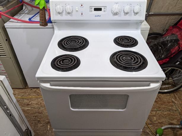 Moffat stove