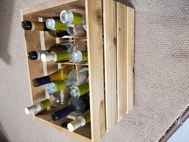 u brew wine bottles