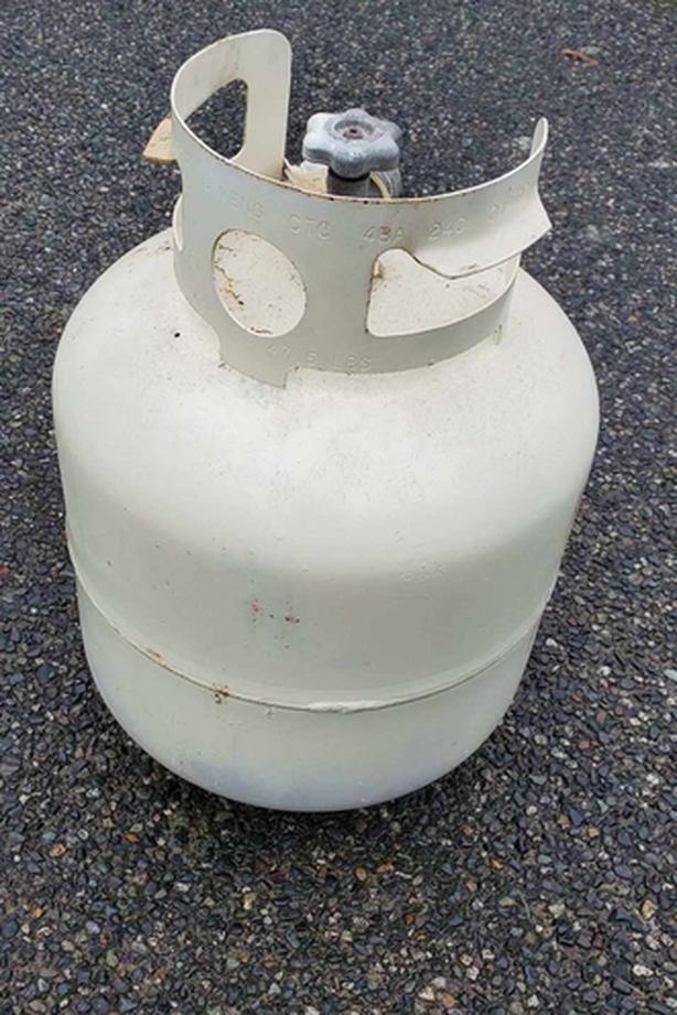 20 lb. Propane Tank