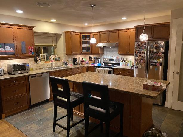 Kitchen Cabinets/Counter tops For Sale