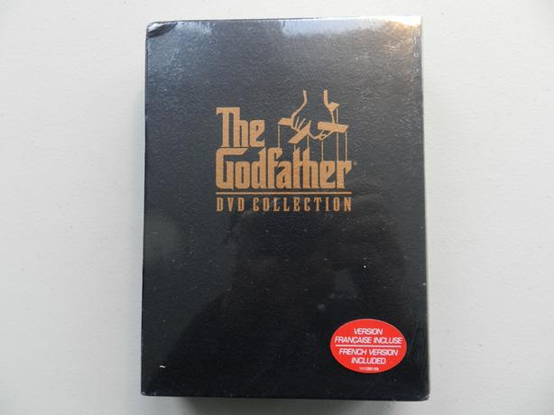 "DVD ""The GODFATHER COLLECTION"""