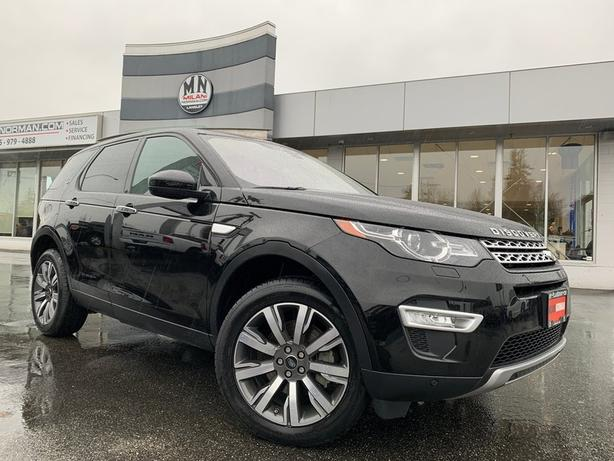 Used 2018 Land Rover Discovery Sport HSE LUXURY AWD LEATHER SUNROOF NAVI CAMERA