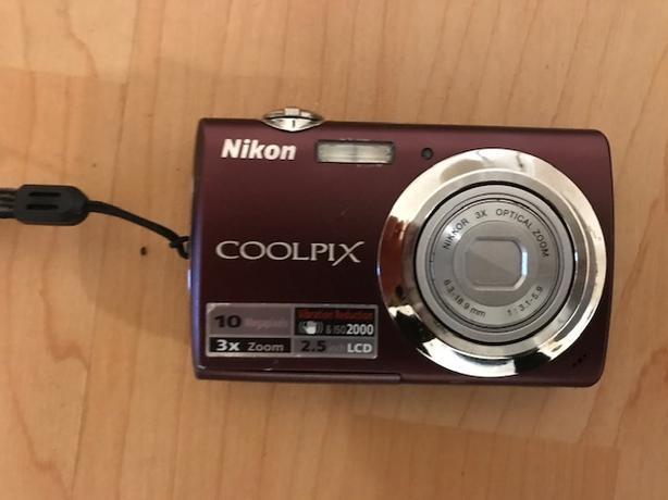 Nikon Coolpix S220 Digital Camera