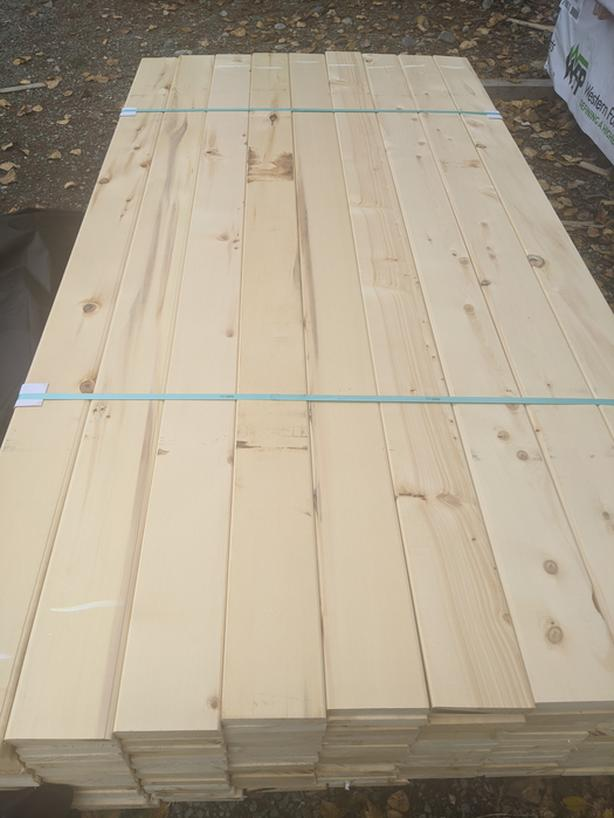 *** SALE *** Yellow Cedar Decking 5/4 and 2x6