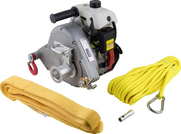 Brand new Gas Winch - Endurance Marine 50cc