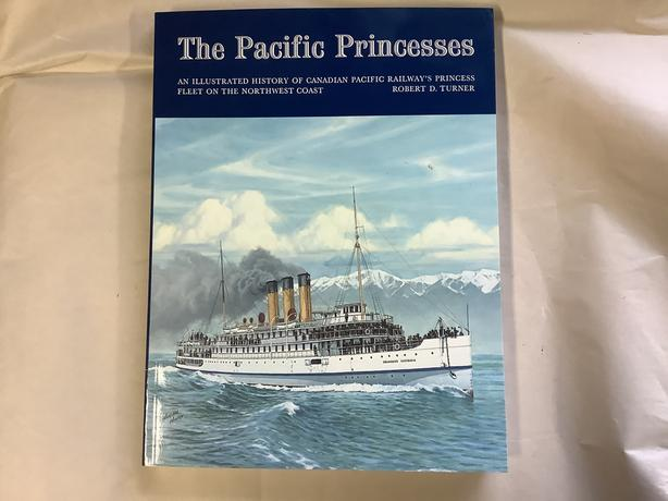 The Pacific Princesses.