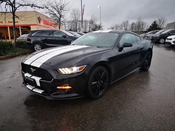 2016 Ford Mustang Eco-Boost Premium Coupe