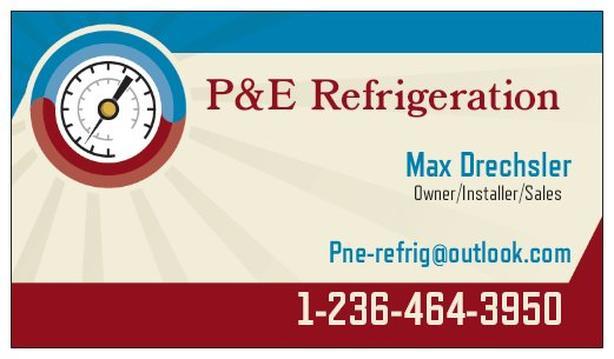 P&E Refrigeration