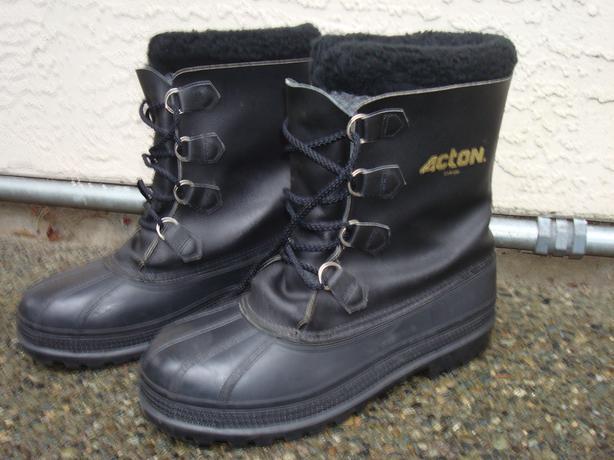 Acton Winter Work Boots