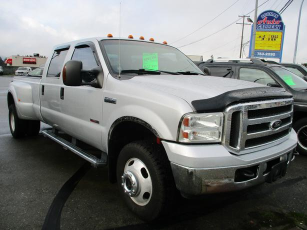 2005 ford f350 lariat dually diesel supercrew 4x4