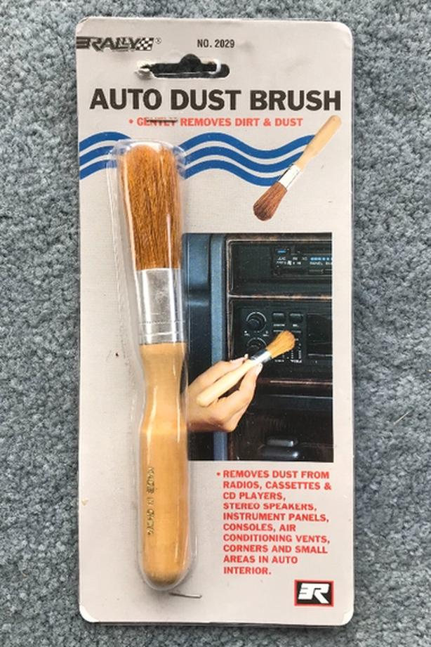 NEW Auto Detailing Dust Brush 6 Inch $4 Great for detailing your car