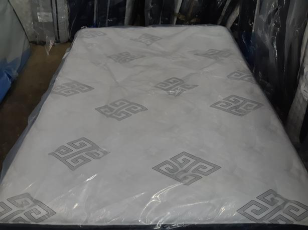 New Kingsdown Silent Partner Queen PIllowtop Mattress