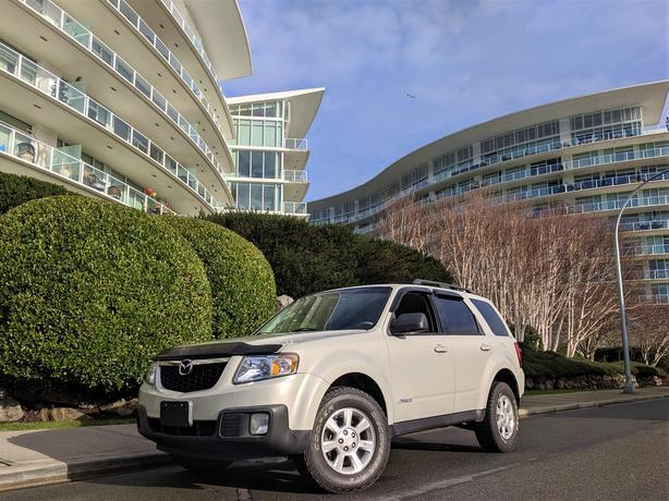 2008 Mazda Tribute S AWD (Automatic, LOADED, 148 KMS!!!)