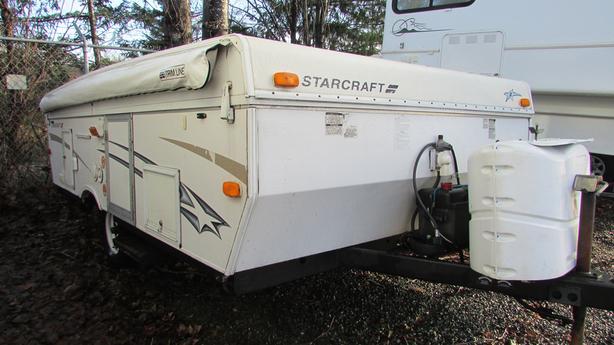 2008 Starcraft 2406 STK# L19N0016B