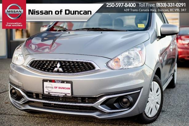 2019 Mitsubishi Mirage ES - DEMO BLOWOUT SALE