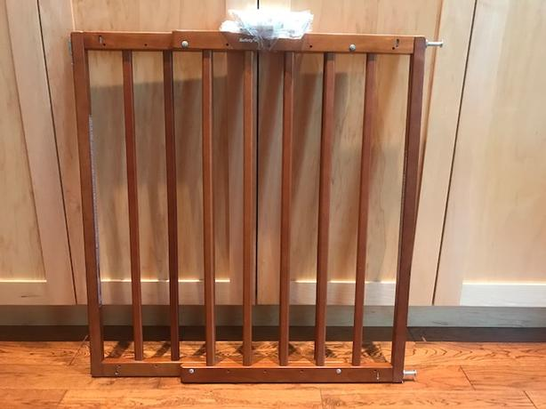 Safety 1st Wooden Baby Gate
