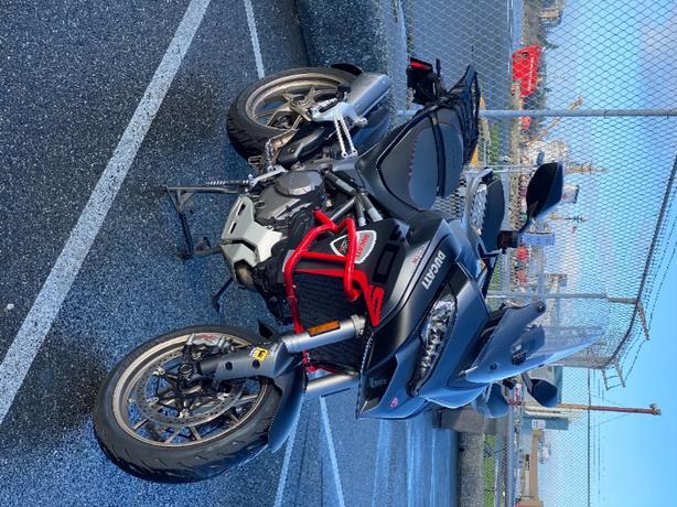 Ducati Multistrada 1260S, 2019
