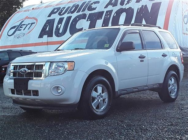 2011 FORD ESCAPE XLT LIVE ONLINE AUCTION!