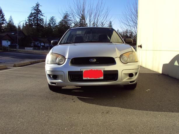 *All Wheel Drive! Snow Tires! Subaru Impreza RS, 4 cyl, Automatic