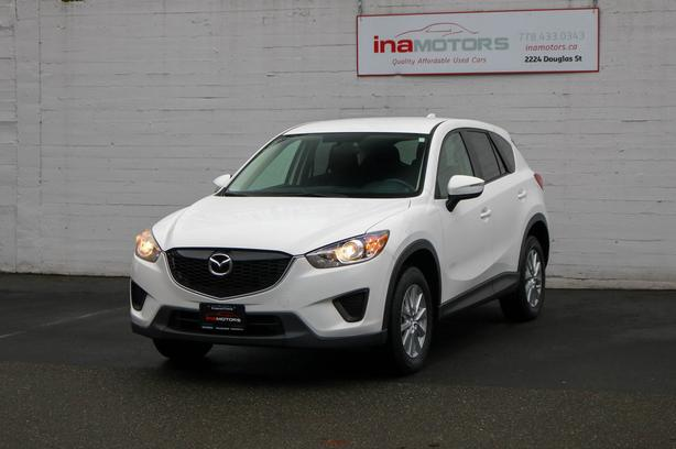 2015 Mazda CX-5 GX - LOCAL BC SUV - NO ACCIDENTS!