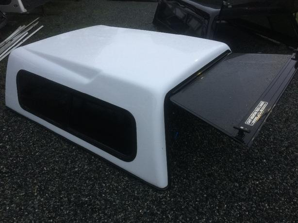 CANOPY FOR A DODGE 6.6