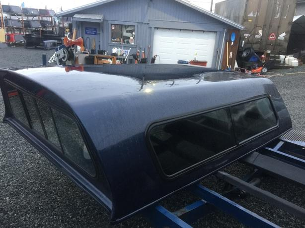 Canopy for Ford F150 8ft box