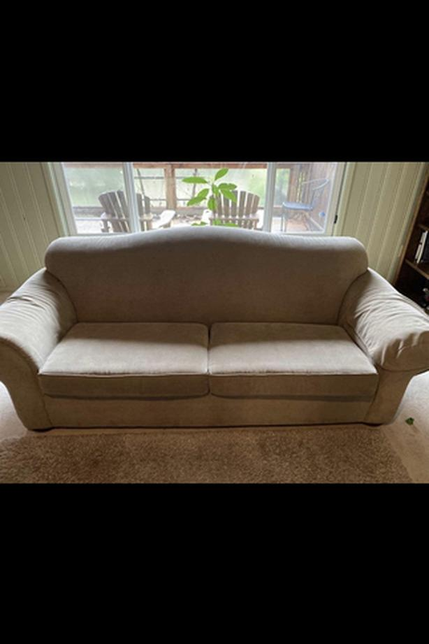 Free full size couch