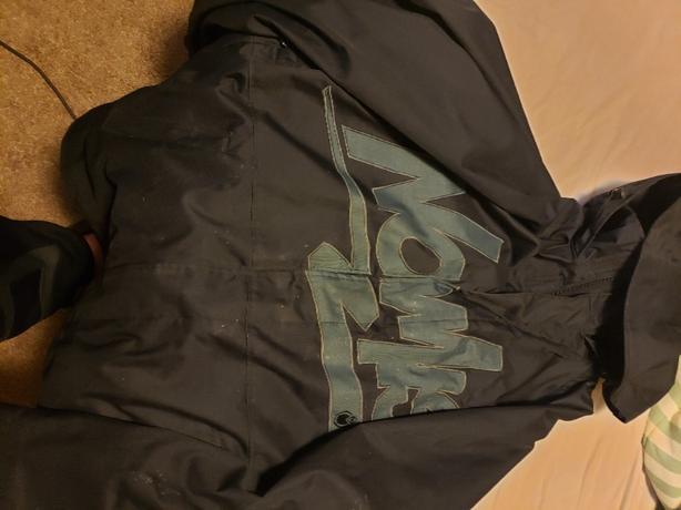 Nomi5 Snowboard jacket